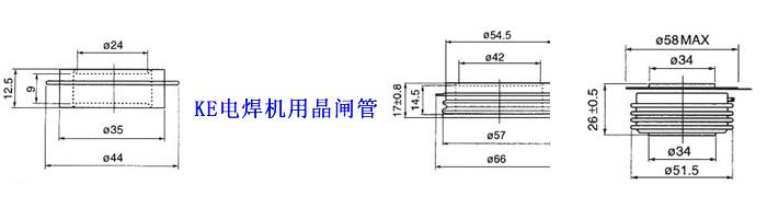 整流器有限公司首页 产品中心 晶闸管/可控硅 -> 内容         电焊机